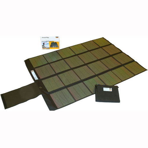 15.4V 60W Thin Film Flexible Solar Panel Kit
