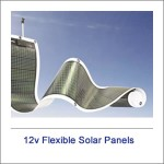 12v Flexible Solar Panels