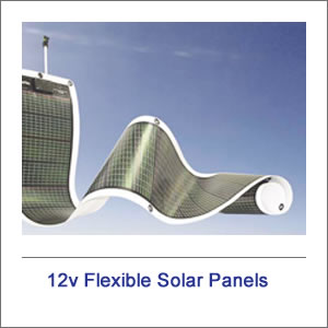 Flexible / Foldable Solar Panels
