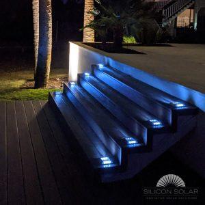 Solar Step Lights – 4 pcs.