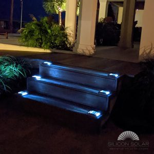 Solar Step Lights – 4 pcs.