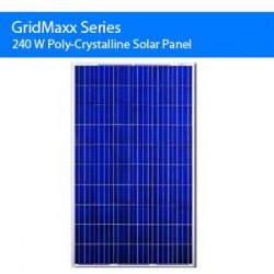 GridMaxx 230w Solar Panel