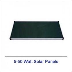 5-15 Watt Solar Panels