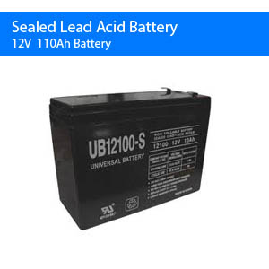 12v 110Ah AGM Battery