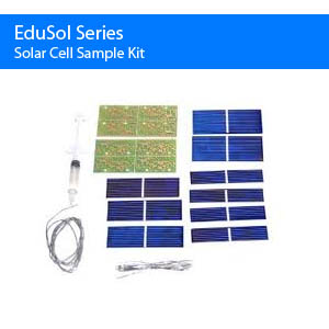 Solar Cell Sample Pack Kit