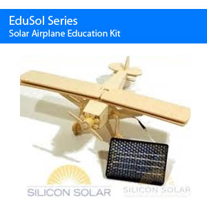 Solar Airplane Education Kit