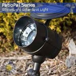 SiliconLight Solar Spotlight