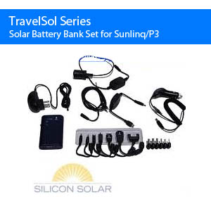 Solar Battery Bank Set for Sunlinq/P3