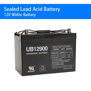 12v 90Ah AGM Battery