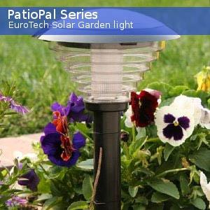 EuroTech Solar Garden Light