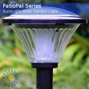 EuroLight Solar Garden Light