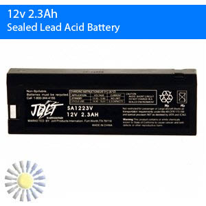 12V 2.3Ah Sealed Lead Acid Battery Solar