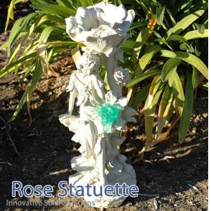 Rose Statuette