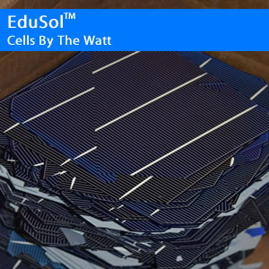 Solar Cells By The Watt