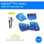 Build Your Own 42W Solar Panel Educational Kit