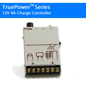 12V 4A Solar Charge Controller