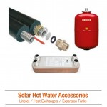 Solar Hot Water Accessories