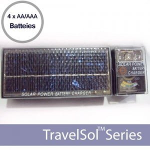 Travel Solar Battery Charger