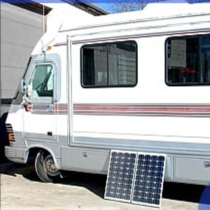 RV Solar Battery Maintainers