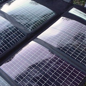 20W Powerfilm Flexible Solar Panel