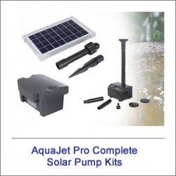 AquaJet Pro Solar Water Pumps