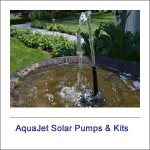AquaJet Solar Water Pumps
