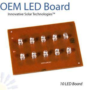 OEM 10 LED Board