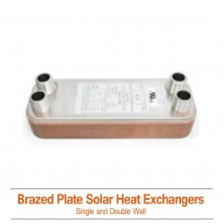 Brazed Plate Solar Heat Exchangers