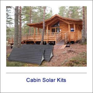 Cabin Solar Kits