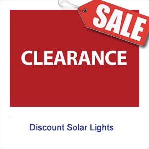 Discount Solar Lights