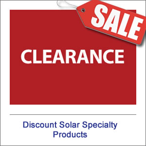 Discount Solar Specialty Products