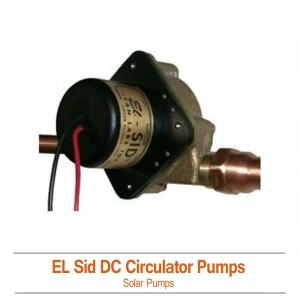 EL Sid DC Circulator Pumps