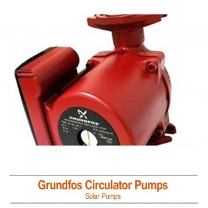 Grundfos Solar Circulator Pumps