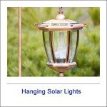 Hanging Solar Area Lights