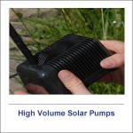High Volume Solar Pumps