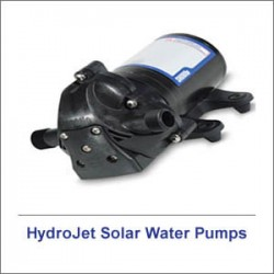 HydroJet Solar Water Pumps