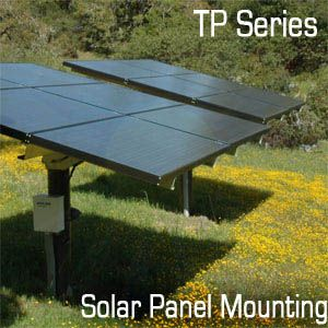 Single Tier Top of Pole Mount 04