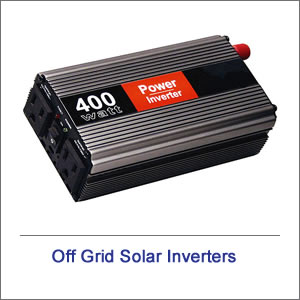 DC-AC Solar Power Inverters