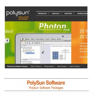 Polysun Solar Hot Water System Simulation Software