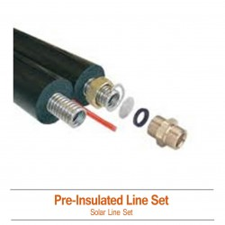 Pre-Insulated Solar Line Set