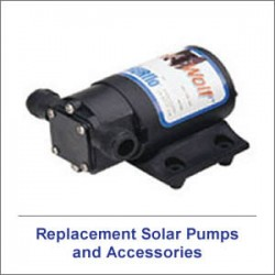 Replacement Solar Pumps & Accessories