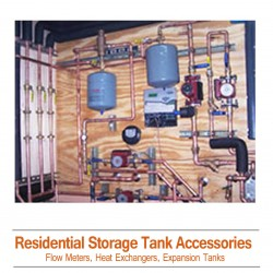 Residential Storage Tank Accessories