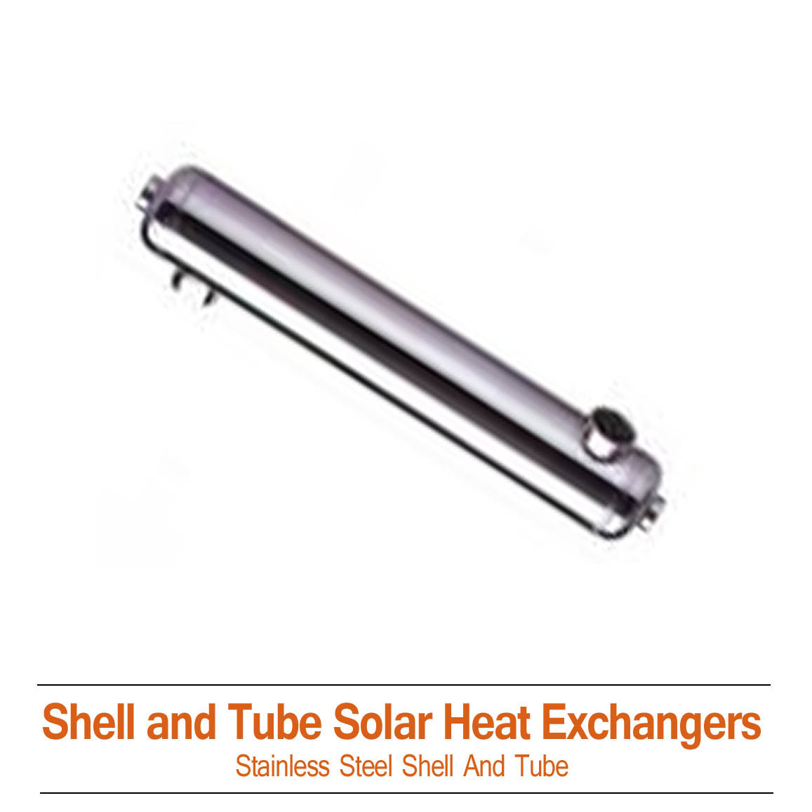 XMaxx Solar Air To Water Heat Exchangers