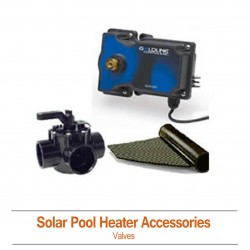 Solar Pool Heater Accessories
