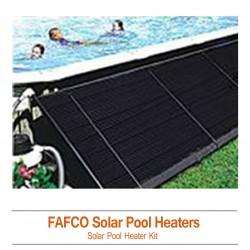 FAFCO Solar Pool Heaters