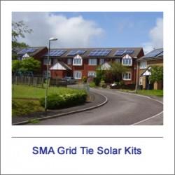 SMA Grid Tie Solar Systems