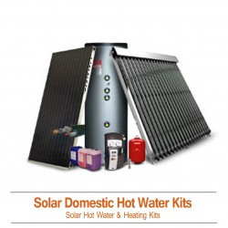 Solar Domestic Hot Water Kits