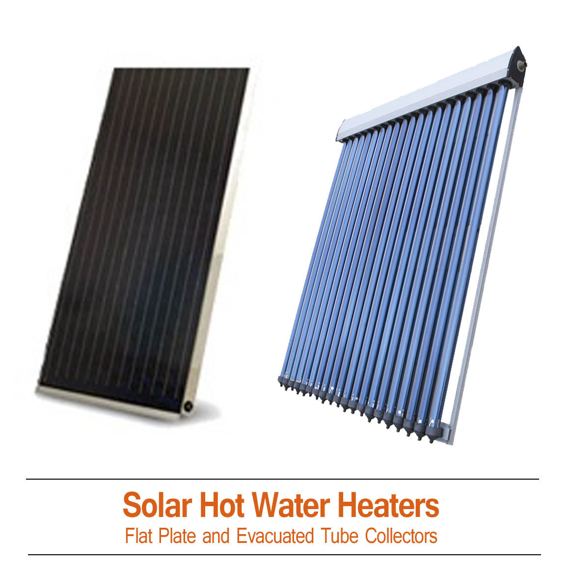 Solar Hot Water Heaters