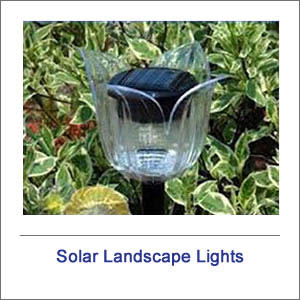 Solar Landscape Lights