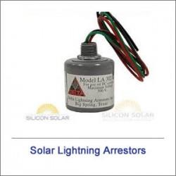 Solar Lightning Arrestors